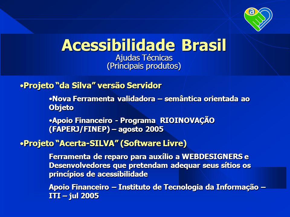 Projeto da Silva versão ServidorProjeto da Silva versão Servidor Nova Ferramenta validadora – semântica orientada ao ObjetoNova Ferramenta validadora