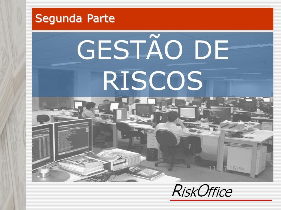 GESTÃO DE RISCOS Segunda Parte