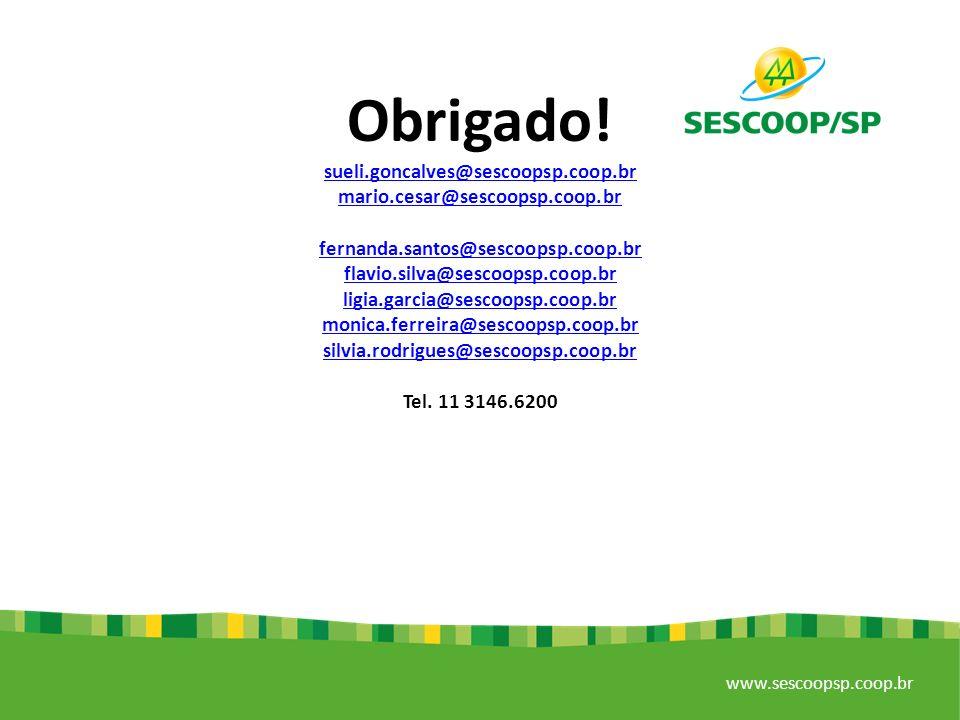 www.sescoopsp.coop.br OBRIGADO.Obrigado.