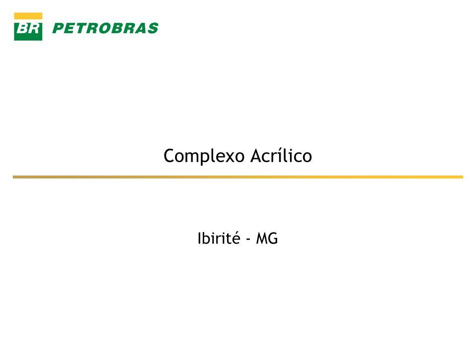 Gerência de Desenvolvimento e Estudos Logísticos Complexo Acrílico Ibirité - MG