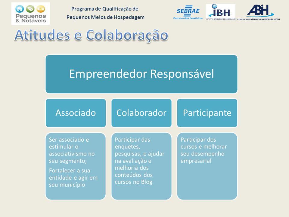 Programa de Qualificação de Pequenos Meios de Hospedagem