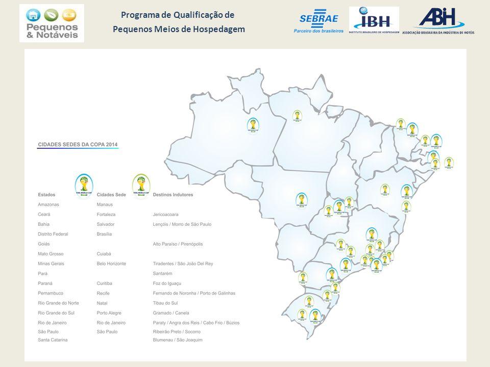 Programa de Qualificação de Pequenos Meios de Hospedagem E PORQUE O PEQUENO?