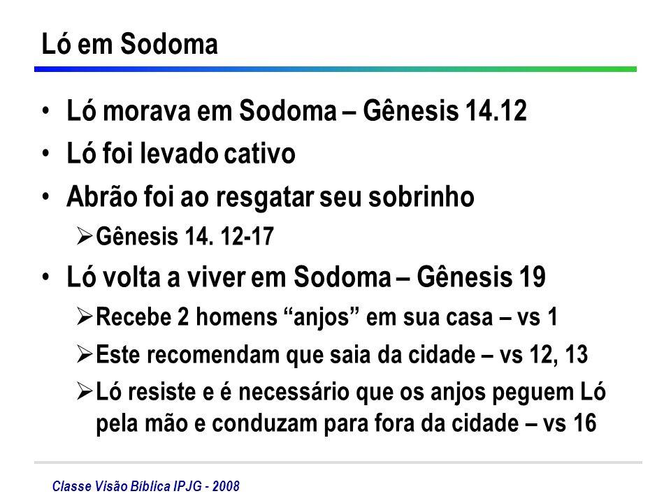 Classe Visão Bíblica IPJG - 2008 Quais foram as boas práticas da vida em família.