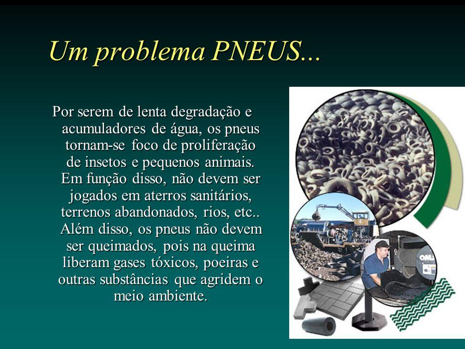 Um problema PNEUS...