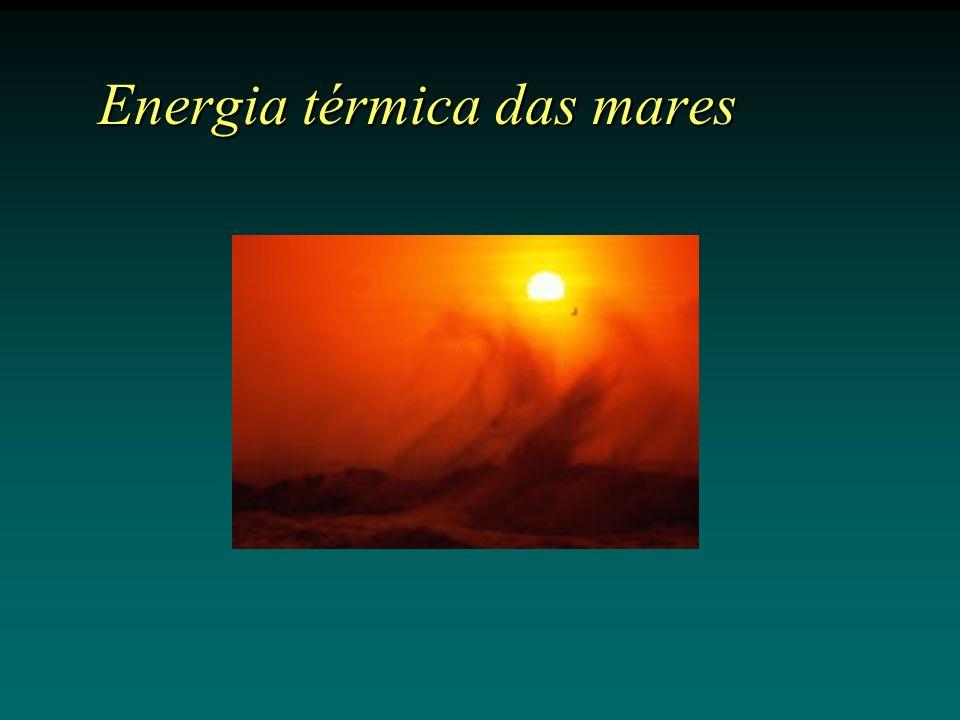 Energia térmica das mares