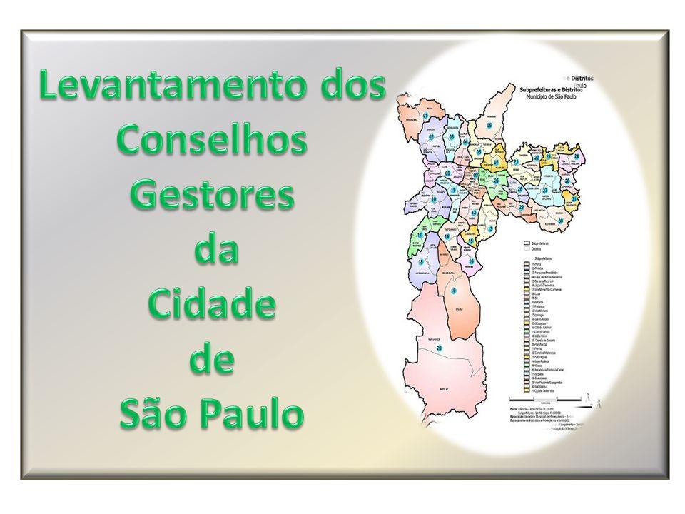 43 O F I C I N A STS.: Ermelino Matarazzo PROBLEMA CAUSA A não participação dos três segmentos que compõe os Conselhos Gestores do território.