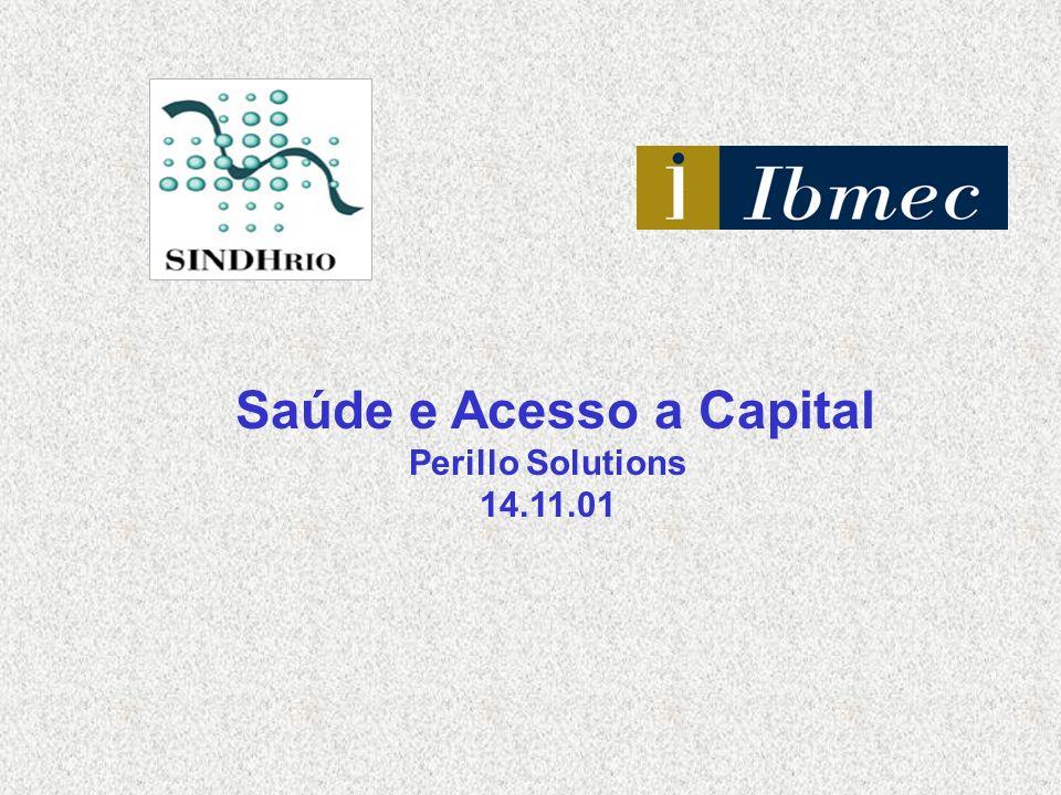 Saúde e Acesso a Capital Perillo Solutions 14.11.01