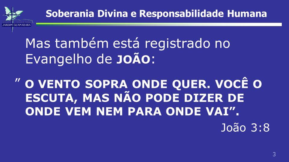 44 JONAS - A Eleição Ela estava lá para vencer a inflexibilidade de Jonas.