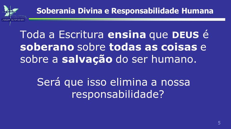 46 JONAS - A Eleição Mas devemos sim ter conhecimento de que, apesar de sua aparência racional, eles são parte do trabalho de Deus.
