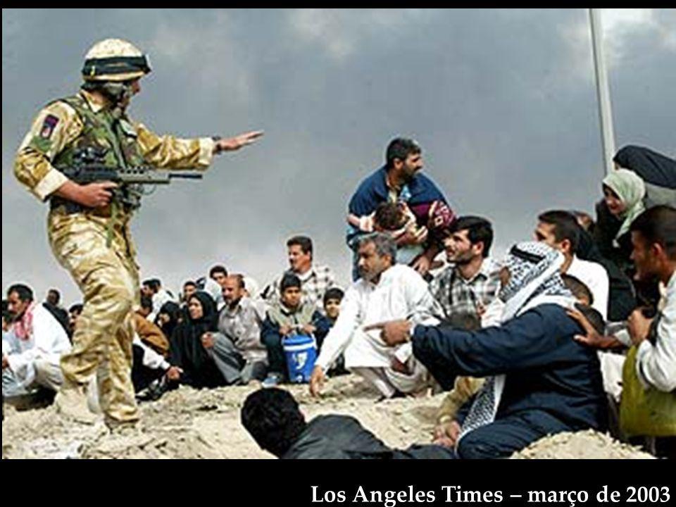 Los Angeles Times – março de 2003
