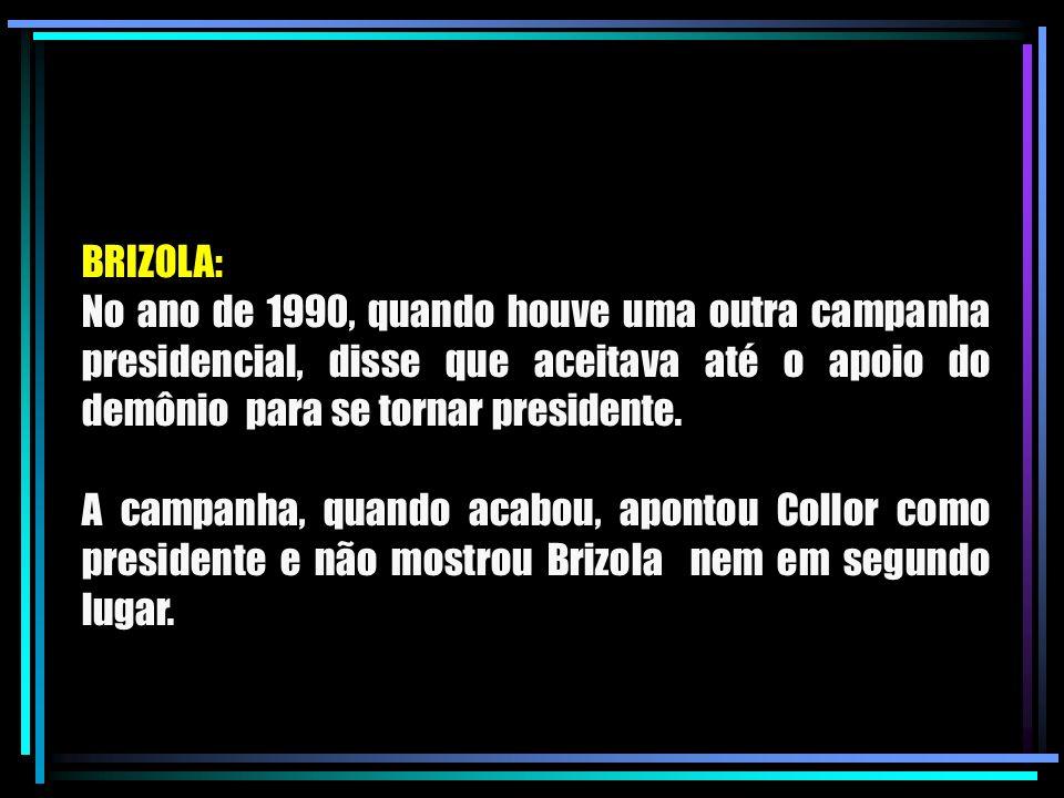 CAZUZA: Em um show no Canecão(Rio de Janeiro), deu um trago em um cigarro de maconha, soltou a fumaça para cima e disse: Deus essa é para você .