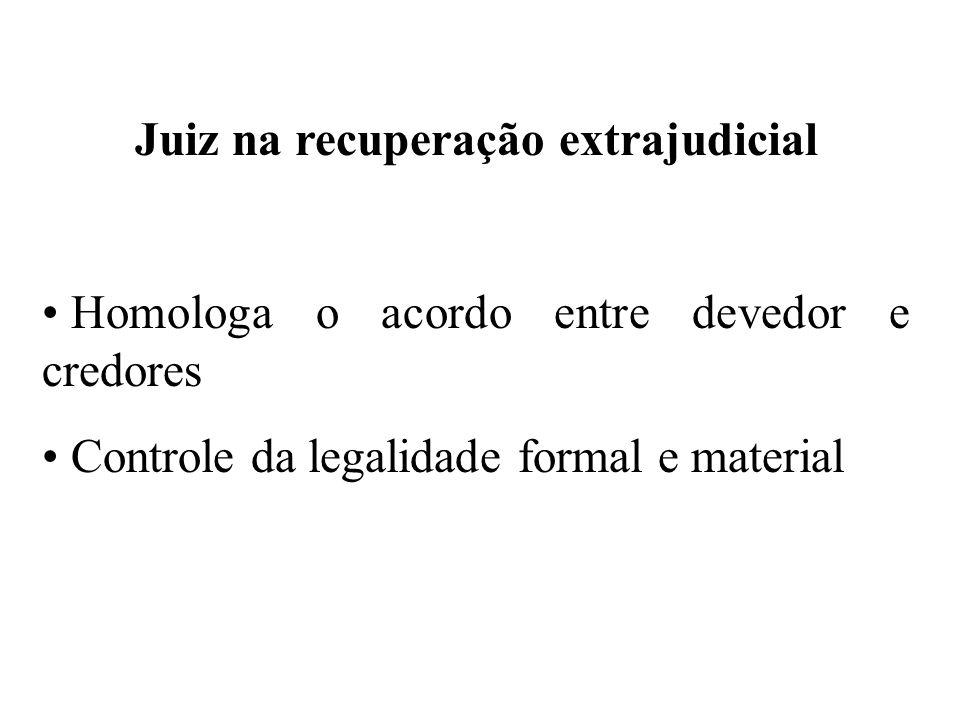 Ministério Público na recuperação judicial CF, art.