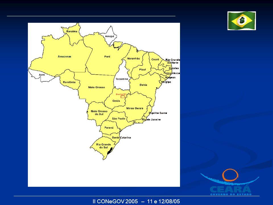 II CONeGOV 2005 – 11 e 12/08/05