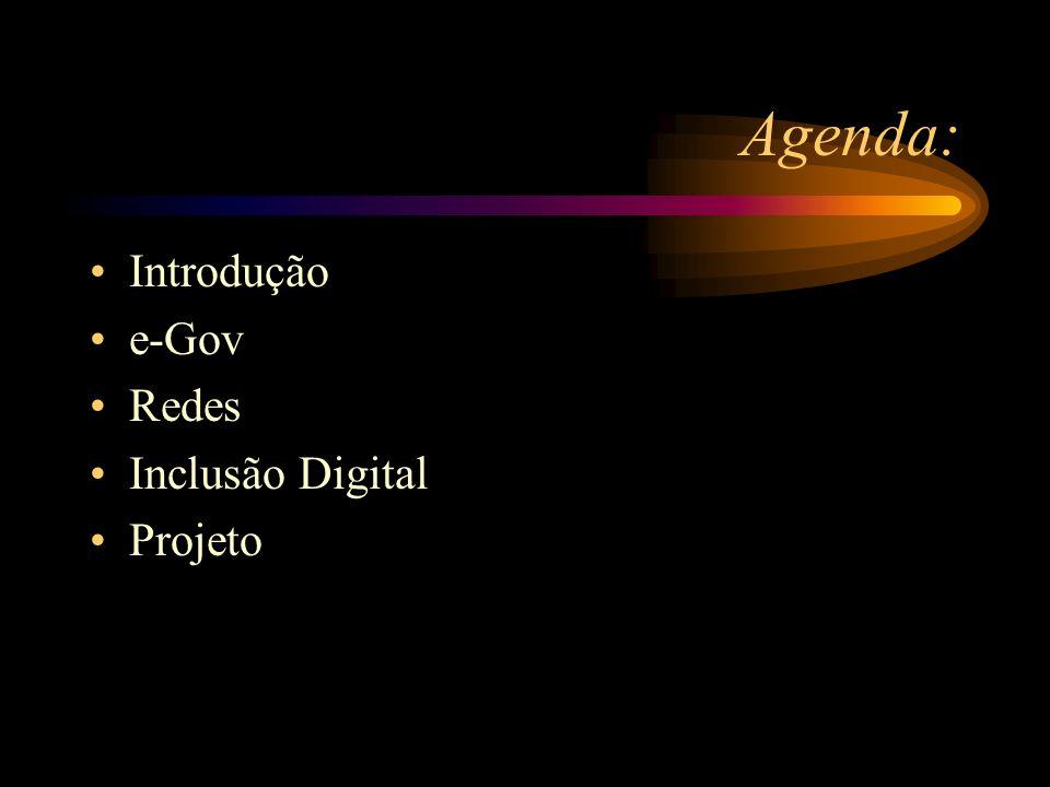 Introdução: Em 2003 foi constituída a Comissão Especial na Câmara Municipal de Florianópolis para fim específico de criar sugestões de uma política de Inclusão Digital para o Poder Executivo deste Município.