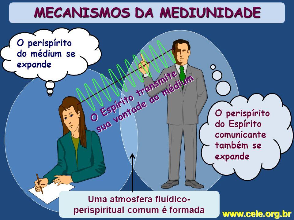 Conceito de Médium Médiuns, meu amigo, inclusive nós outros, os desencarnados, todos o somos, em vista de sermos intermediários do bem que procede de