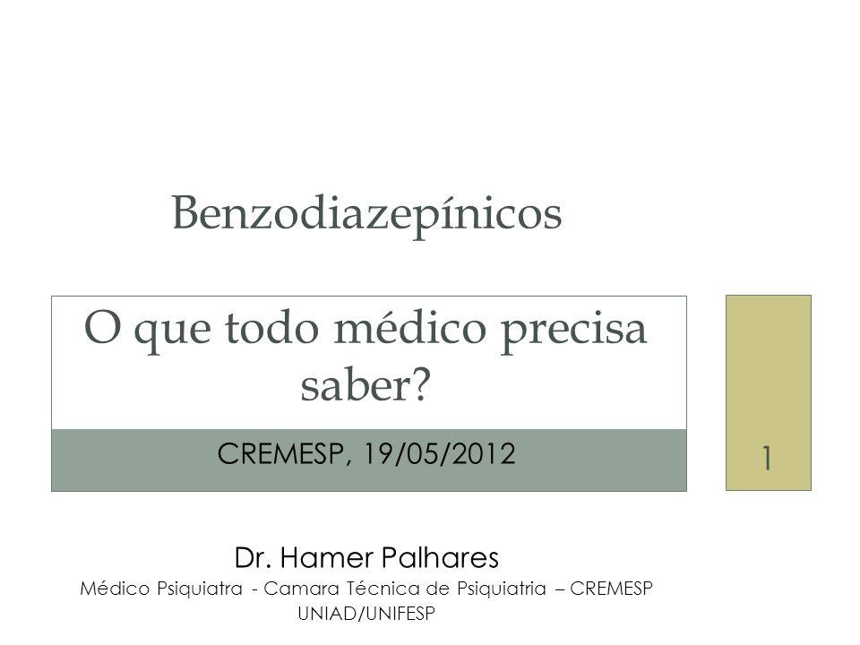 2 O que são Benzodiazepínicos.