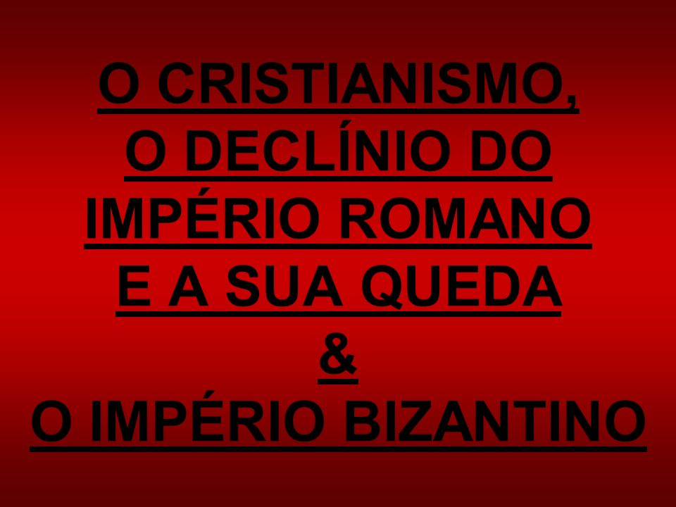 CRISTIANISMO: A religião cristã surgiu na região da atual Palestina no século I.