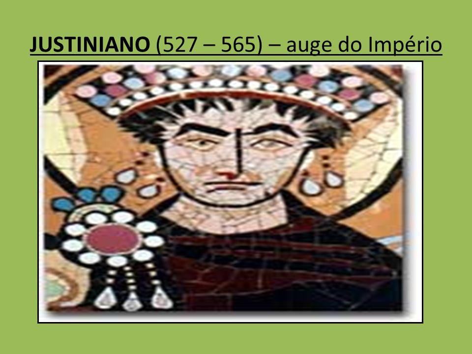Introdução O império romano do Ocidente caiu nas mãos dos bárbaros em 476.