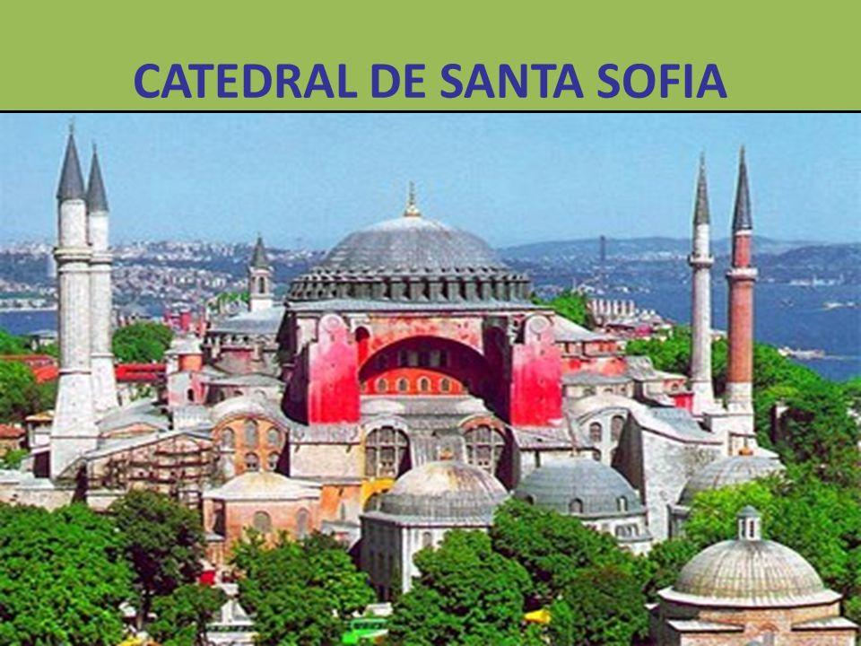 CATEDRAL DE SANTA SOFIA