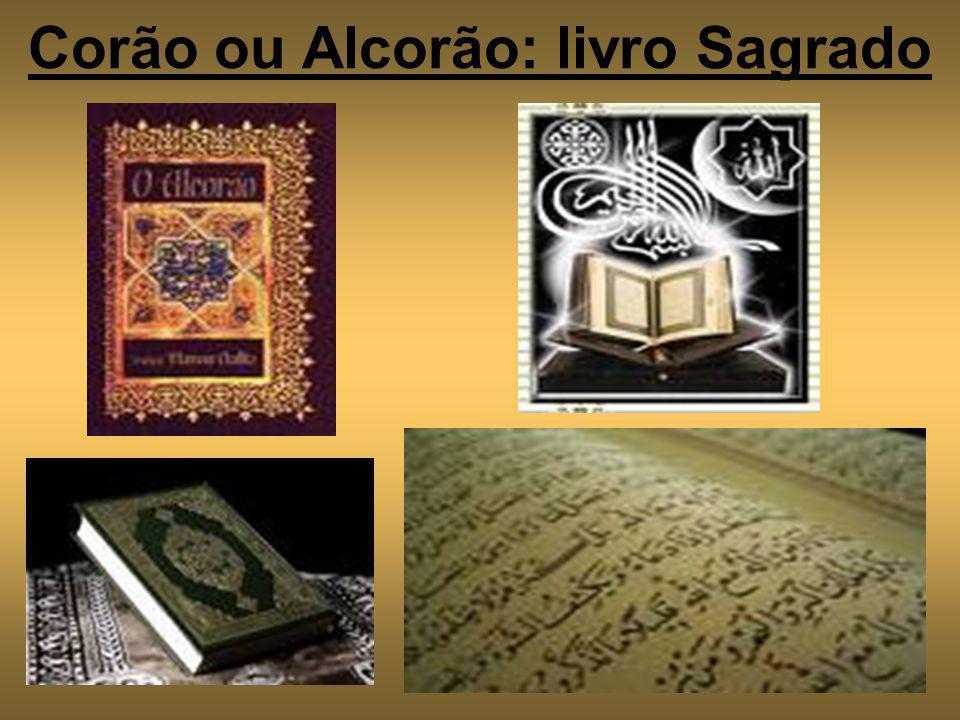 Corão ou Alcorão: livro Sagrado