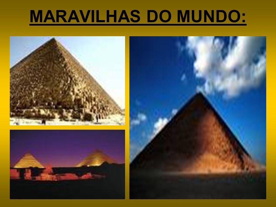 MARAVILHAS DO MUNDO: