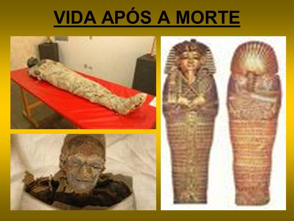 VIDA APÓS A MORTE