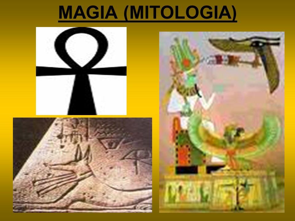 MAGIA (MITOLOGIA)
