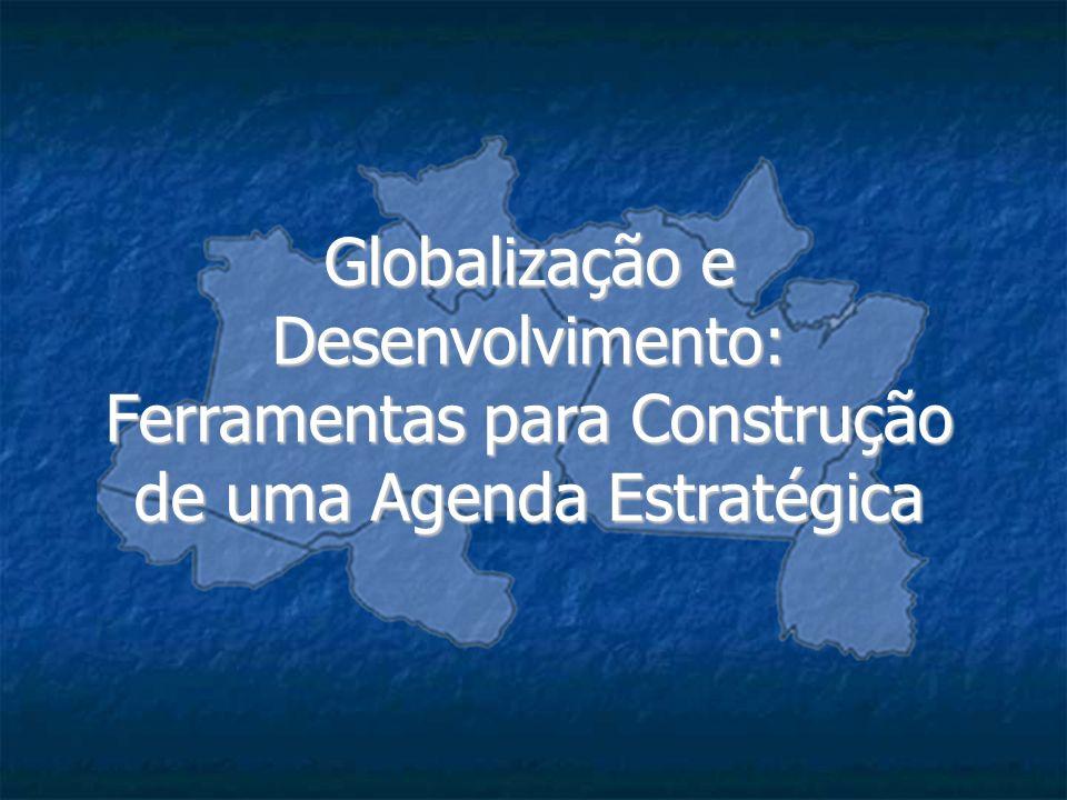 Globalização e Desenvolvimento: Ferramentas para Construção de uma Agenda Estratégica