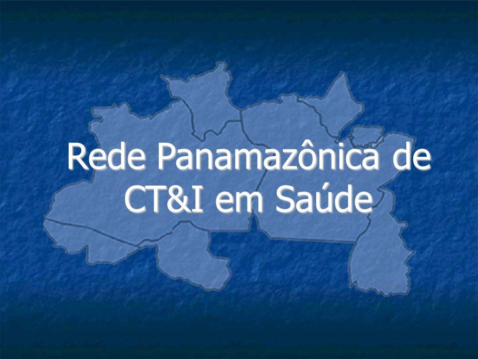 Rede Panamazônica de CT&I em Saúde