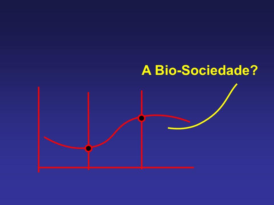 A Bio-Sociedade?