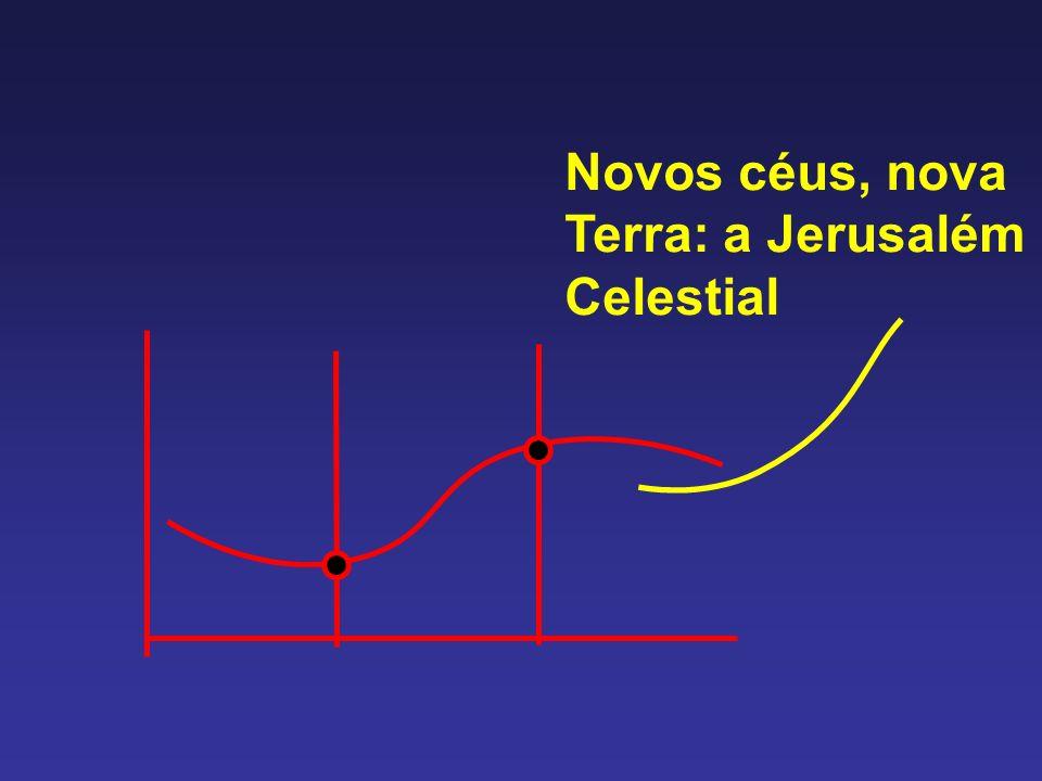 Novos céus, nova Terra: a Jerusalém Celestial