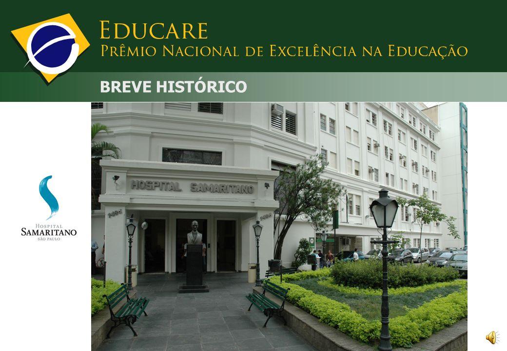 Enfermagem do Hospital Samaritano – SP: o capital intelectual no cuidado à saúde ATENÇÃO Esta apresentação possui áudio. Por favor, certifique-se que