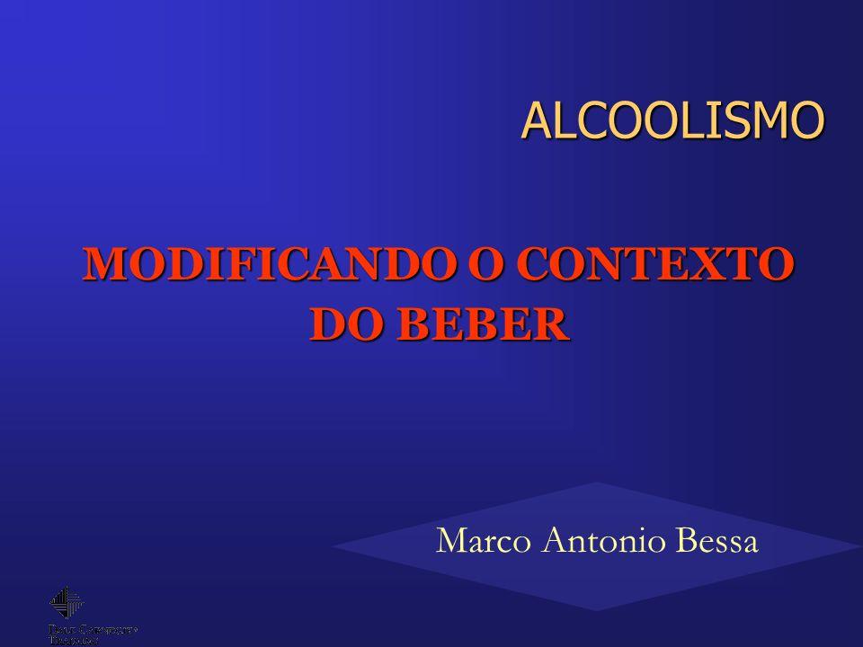 Introdução SOCIAL SOCIAL CULTURAL CULTURAL COMUNITÁRIO COMUNITÁRIO O uso do álcool acontece em um CONTEXTO