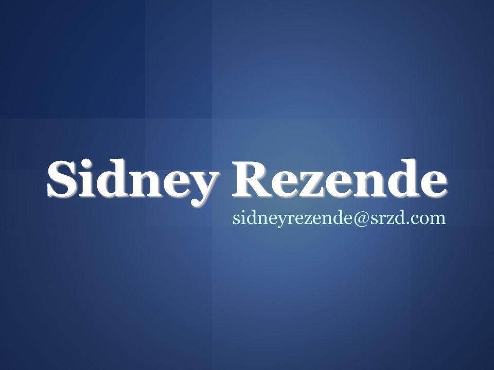 Sidney Rezende sidneyrezende@srzd.com