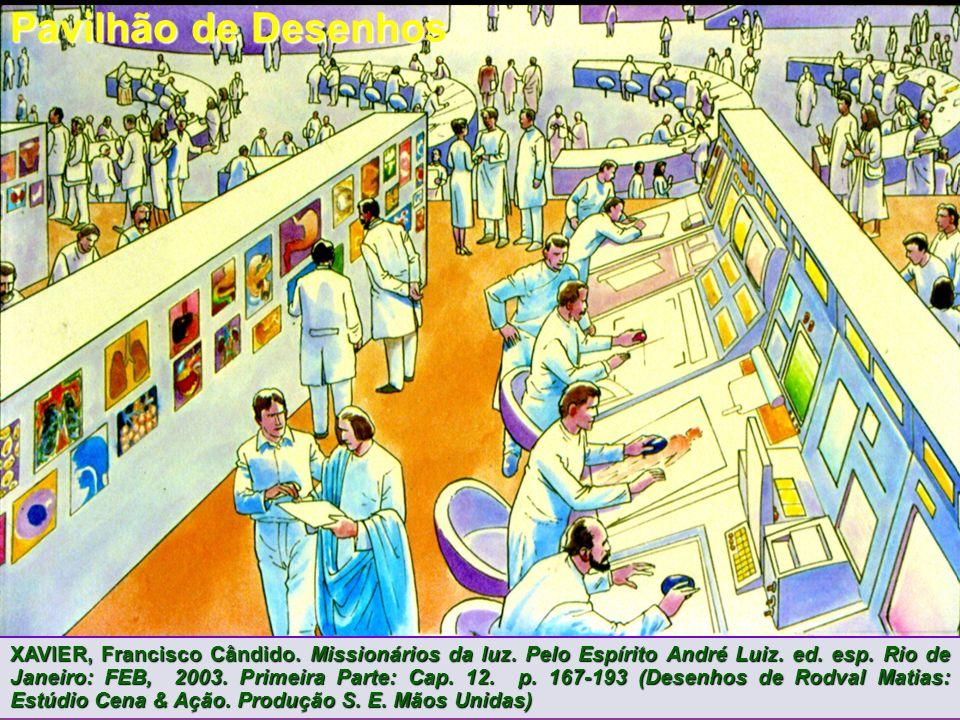 Alexandre André Luiz Josino XAVIER, Francisco Cândido. Missionários da luz. Pelo Espírito André Luiz. ed. esp. Rio de Janeiro: FEB, 2003. Primeira Par