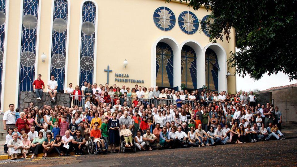 Classe Visão Bíblica IPJG - 2012