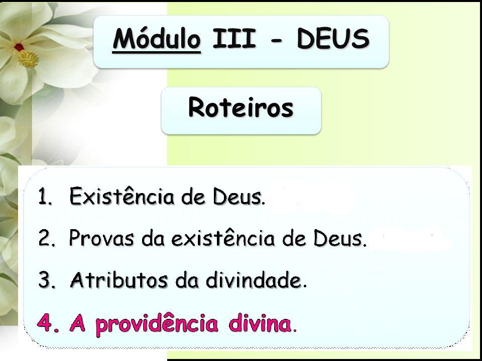 Grupo 4 1.Ler os subsídios do Roteiro; 2.Trocar opinião a respeito do texto lido; 3.Explicar como devemos proceder para bem usufruir os benefícios da providência divina.