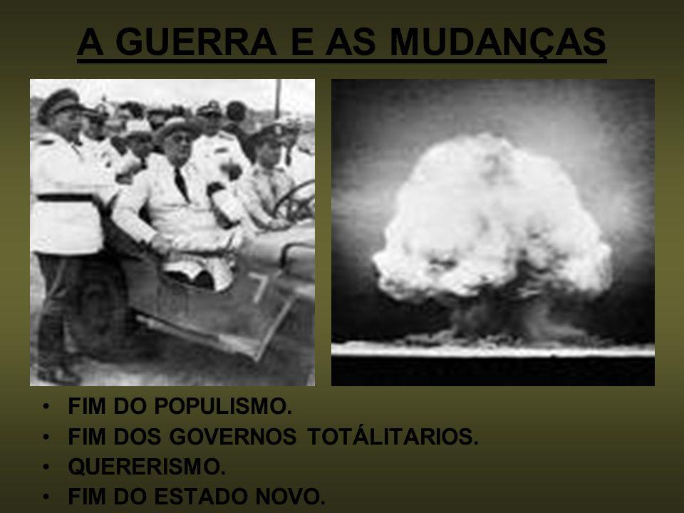 O Segundo Mandato (A VOLTA) Em 1950, Vargas voltou ao poder através de eleições democráticas.