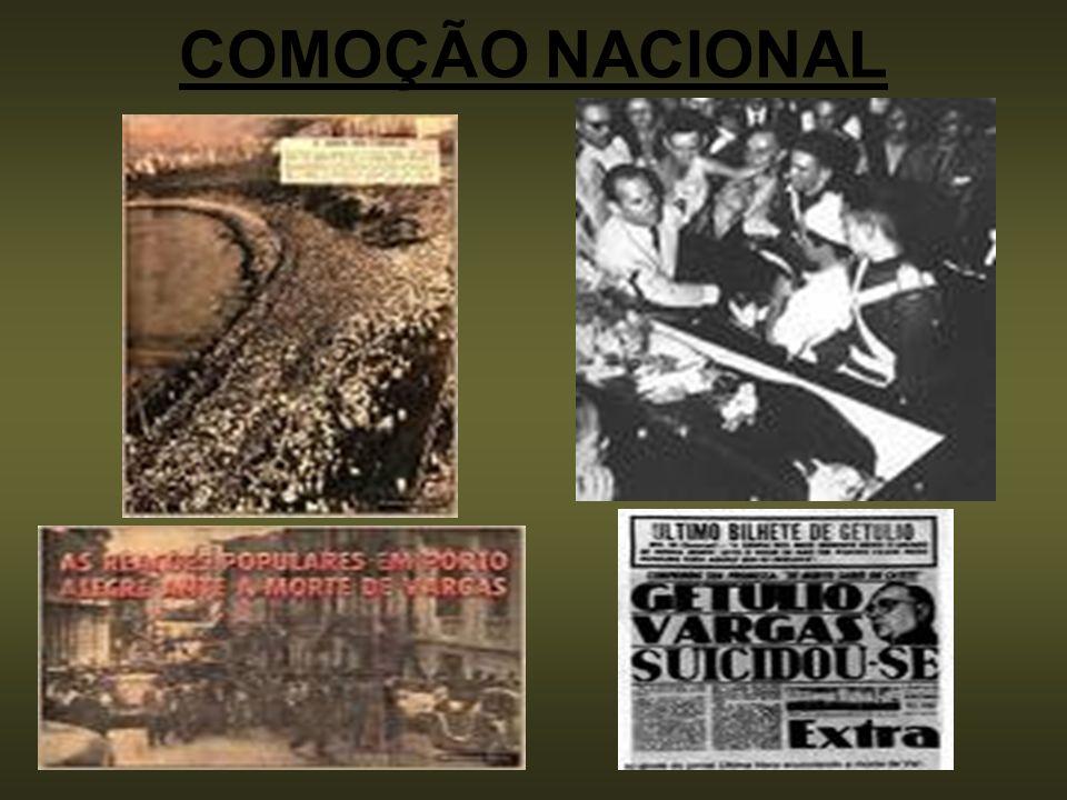 Conclusão Embora tenha sido um ditador e governado com medidas controladoras e populistas, Vargas foi um presidente marcado pelo investimento no Brasil.