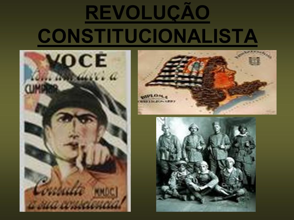 REVOLUÇÃO DE 1934