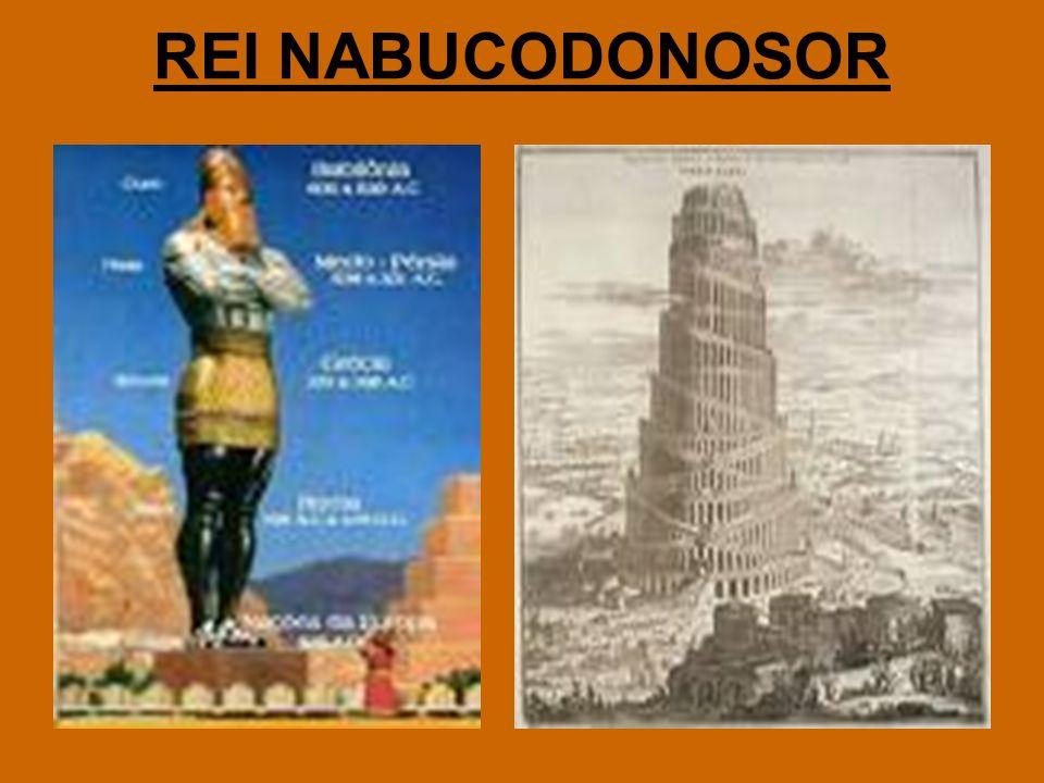 REI NABUCODONOSOR
