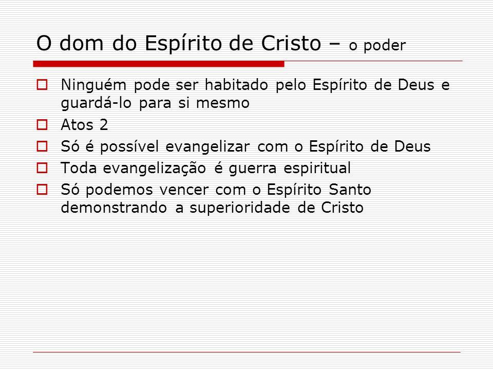 A parusia de Cristo – a urgência A parusia dará fim à atividade missionária Mt 24:14 O tempo é curto...