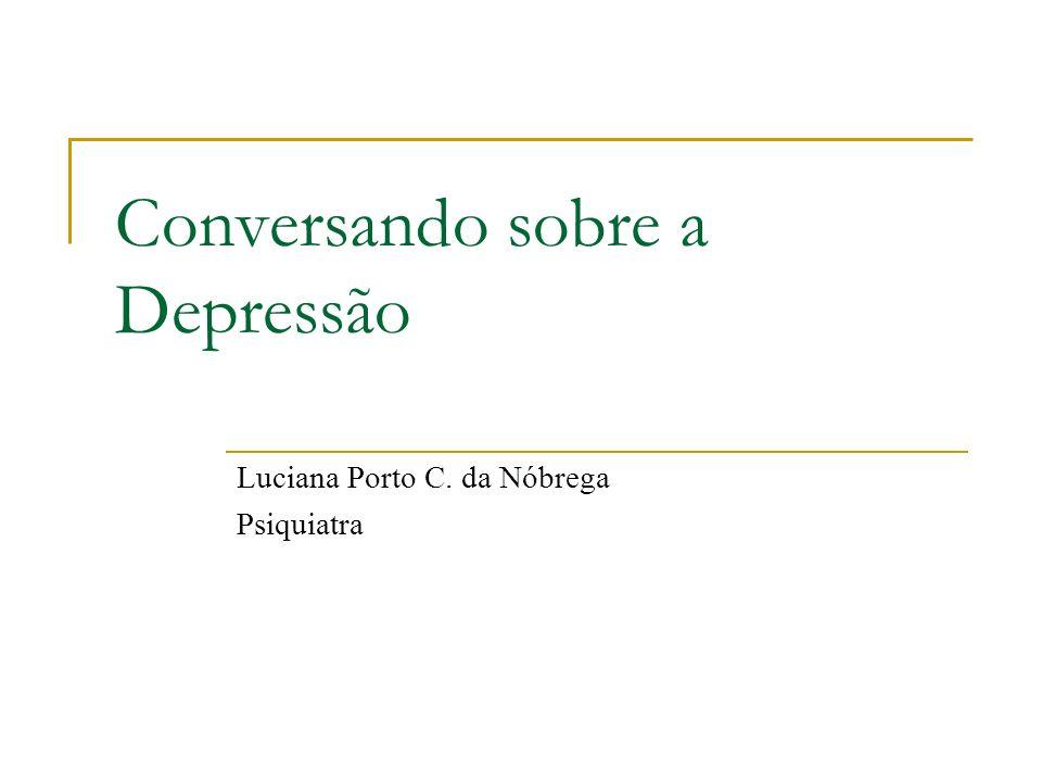 Tratamento Medicamentos antidepressivos Psicoterapia ECT