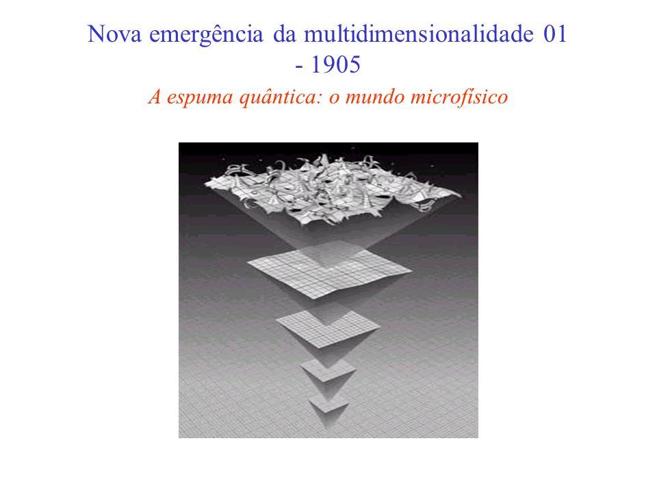 Fragmentação disciplinar e hiper-especialização séc. XX 1 3 2 4