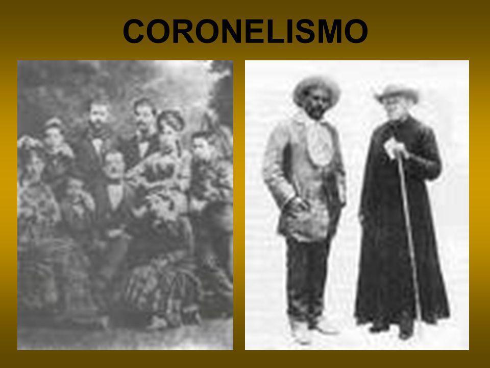 CORONELISMO