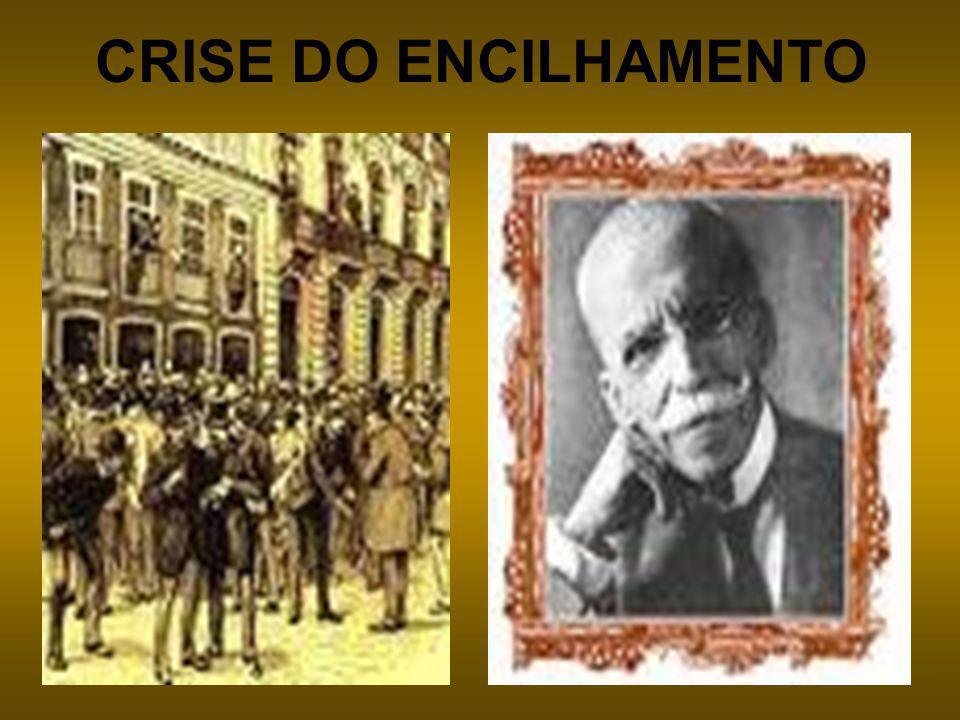 CRISE DO ENCILHAMENTO