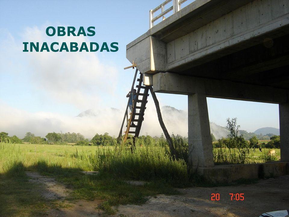 OBRAS INACABADAS