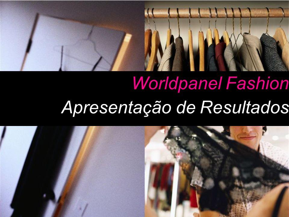 Worldpanel Fashion Apresentação de Resultados