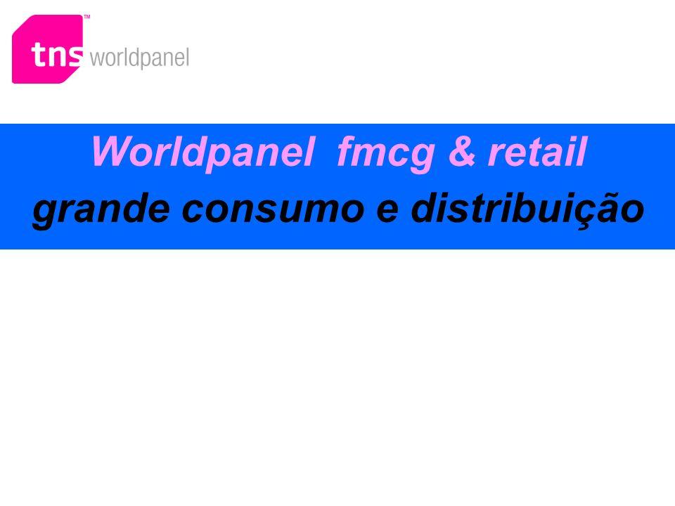 Worldpanel fmcg & retail grande consumo e distribuição