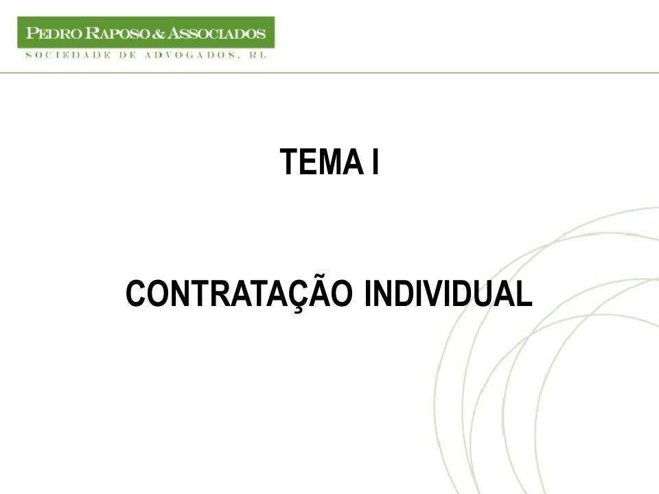 Sub-tema 1 O CONCEITO DE CONTRATO DE TRABALHO